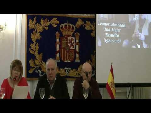 Presentación del libro: Leonor memoria de la niña esposa – Miguel Ángel Baamonde